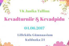 VK Janika Tallinn KEVADTURNIIR