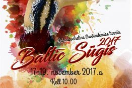 Balti sügis 2017