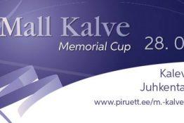 Mall Kalve Memorial Cup 2018